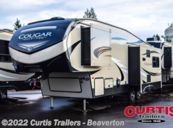 New 2018  Keystone Cougar Half-Ton 28SGS by Keystone from Curtis Trailers in Beaverton, OR