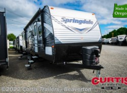 New 2018  Keystone Springdale West 303bhwe by Keystone from Curtis Trailers in Aloha, OR