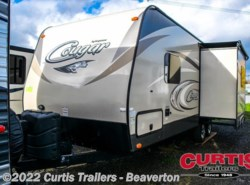 Used 2016  Keystone Cougar Half-Ton 24sabwe by Keystone from Curtis Trailers in Aloha, OR