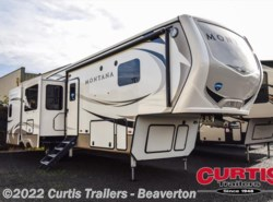 New 2018  Keystone Montana 3560rl by Keystone from Curtis Trailers in Aloha, OR