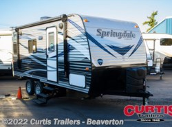 New 2018  Keystone Springdale WEST 179QBWE by Keystone from Curtis Trailers in Aloha, OR