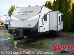New 2018  Keystone Passport 2670bhwe by Keystone from Curtis Trailers in Beaverton, OR