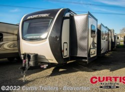 New 2018  Venture RV SportTrek touring 343vbh by Venture RV from Curtis Trailers in Beaverton, OR