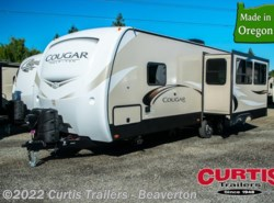 New 2018  Keystone Cougar Half-Ton 27rlswe by Keystone from Curtis Trailers in Beaverton, OR