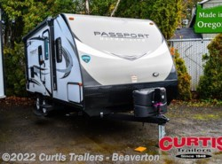 New 2018  Keystone Passport 199MLWE by Keystone from Curtis Trailers in Beaverton, OR