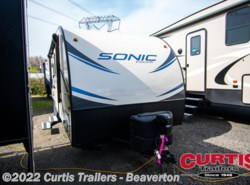 New 2019  Venture RV Sonic 220vbh by Venture RV from Curtis Trailers - Beaverton in Beaverton, OR