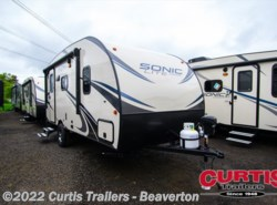 New 2019  Venture RV Sonic Lite 168vrb by Venture RV from Curtis Trailers - Beaverton in Beaverton, OR