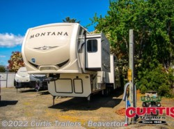 New 2019  Keystone Montana 3120rl by Keystone from Curtis Trailers - Beaverton in Beaverton, OR