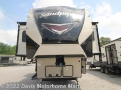 New 2019 Forest River Sandpiper 379FLOK available in Memphis, Tennessee