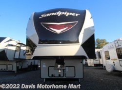 New 2019 Forest River Sandpiper 368FBDS available in Memphis, Tennessee