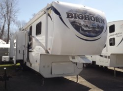 Used 2011  Heartland RV Bighorn 3800BH by Heartland RV from Diamond RV Centre, Inc. in West Hatfield, MA