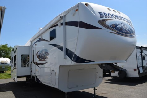 2010 Coachmen Brookstone 346SA