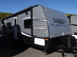 New 2017  Keystone Springdale Summerland 2600TB by Keystone from Diamond RV Centre, Inc. in West Hatfield, MA