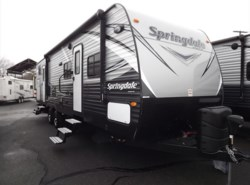 New 2017  Keystone Springdale 310BH by Keystone from Diamond RV Centre, Inc. in West Hatfield, MA