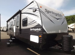 New 2018  Keystone Springdale 293RK by Keystone from Diamond RV Centre, Inc. in West Hatfield, MA
