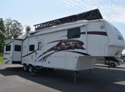 Used 2008  Keystone Montana 3500RL by Keystone from Diamond RV Centre, Inc. in West Hatfield, MA