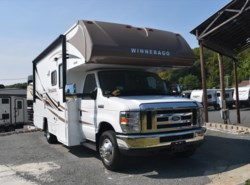 New 2018  Winnebago Minnie Winnie 22M by Winnebago from Diamond RV Centre, Inc. in West Hatfield, MA