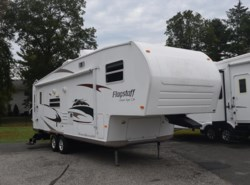 Used 2008  Forest River Flagstaff 28GTSS by Forest River from Diamond RV Centre, Inc. in West Hatfield, MA