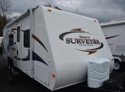 Used 2011  Forest River Surveyor 240 by Forest River from Diamond RV Centre, Inc. in West Hatfield, MA