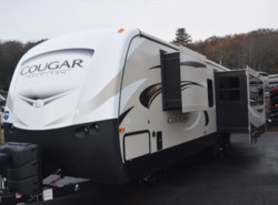 New 2018  Keystone Cougar 27RES by Keystone from Diamond RV Centre, Inc. in West Hatfield, MA