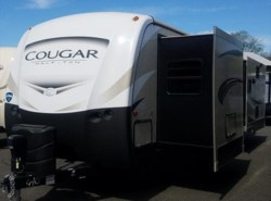 New 2018  Keystone Cougar Half-Ton 32RLI by Keystone from Diamond RV Centre, Inc. in West Hatfield, MA