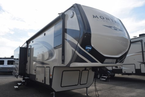 2018 Keystone Montana High Country 321MK