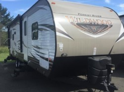 Used 2017 Forest River Wildwood 27RLSS available in West Hatfield, Massachusetts