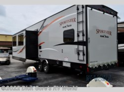 New 2018  K-Z Sportsmen Sportster 331TH12 by K-Z from Dick Gore's RV World in Jacksonville, FL