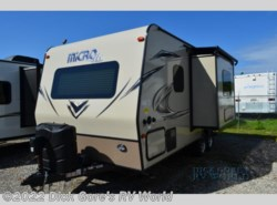 New 2018  Forest River Flagstaff Micro Lite 21FBRS by Forest River from Dick Gore's RV World in Jacksonville, FL