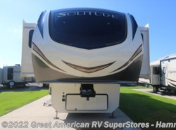 New 2017  Grand Design Solitude 374TH-R by Grand Design from Dixie RV SuperStores in Hammond, LA