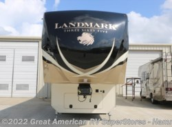 Used 2017  Heartland RV Landmark CHARLESTON by Heartland RV from Dixie RV SuperStores in Hammond, LA