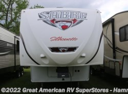 Used 2013 Palomino Sabre Silhouette 250RLUD available in Hammond, Louisiana