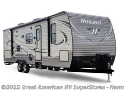 New 2018  Keystone Hideout 202LHS by Keystone from Dixie RV SuperStores in Hammond, LA