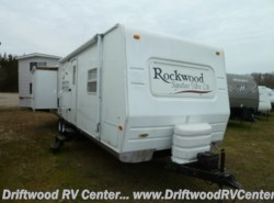 Used 2007  Forest River Rockwood 8318SS by Forest River from Driftwood RV Center in Clermont, NJ