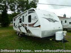 Used 2011  Keystone Passport 2650BH by Keystone from Driftwood RV Center in Clermont, NJ