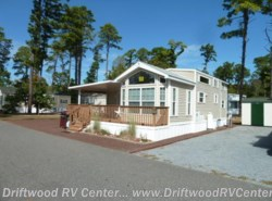 Used 2011  Canterbury Park Models  1137CK2 by Canterbury Park Models from Driftwood RV Center in Clermont, NJ