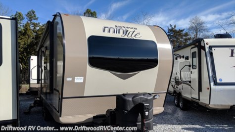 2018 Forest River Rockwood Mini Lite 2511S