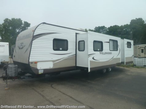 2013 Coachmen WILDWOOD 31KQBTS
