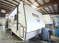New 2017 Forest River Rockwood Mini Lite 2109S available in Muskegon, Michigan