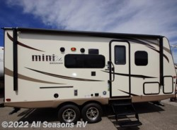 Used 2017  Forest River Rockwood Mini Lite 2104S by Forest River from All Seasons RV in Muskegon, MI