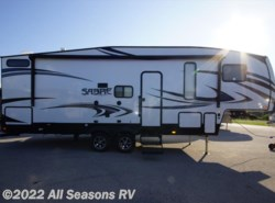 New 2018  Forest River Sabre 27BHD by Forest River from All Seasons RV in Muskegon, MI