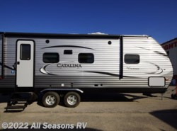 New 2018  Coachmen Catalina Legacy Edition 223RBS by Coachmen from All Seasons RV in Muskegon, MI