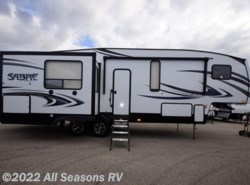 New 2018  Forest River Sabre 30RLT by Forest River from All Seasons RV in Muskegon, MI