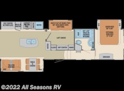 New 2018  Palomino Columbus 377MB by Palomino from All Seasons RV in Muskegon, MI
