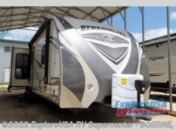 Used 2015  Gulf Stream StreamLite Champagne Series 32TSI by Gulf Stream from ExploreUSA RV Supercenter - BOERNE, TX in Boerne, TX