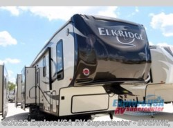 Used 2016  Heartland RV ElkRidge 38RSRT by Heartland RV from ExploreUSA RV Supercenter - BOERNE, TX in Boerne, TX