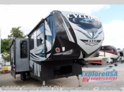New 2018  Heartland RV Cyclone 3600 by Heartland RV from ExploreUSA RV Supercenter - BOERNE, TX in Boerne, TX