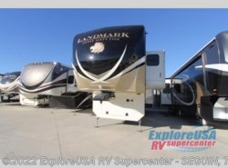 New 2017  Heartland RV Landmark 365 Charleston by Heartland RV from ExploreUSA RV Supercenter - SEGUIN, TX in Seguin, TX