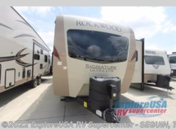 New 2018  Forest River Rockwood Signature Ultra Lite 8329SS by Forest River from ExploreUSA RV Supercenter - SEGUIN, TX in Seguin, TX