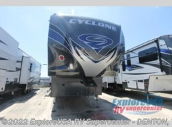 New 2017  Heartland RV Cyclone 4150 by Heartland RV from ExploreUSA RV Supercenter - DENTON, TX in Denton, TX